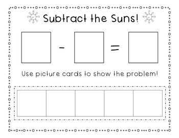 Subtraction Mats - Numbers Within 10