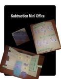 Subtraction Mini Office