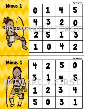 Subtraction Minus 1 - Plimoth Plantation