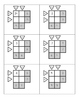 Subtraction Missing Digit Puzzles for Math Centers