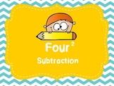 Subtraction Multiple Strategies