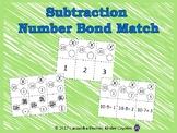 Subtraction Number Bond Match