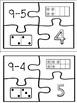 Subtraction Number Sense Puzzles Center