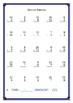 Subtraction Operations / Problems / Pretest / Assessment