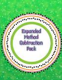 Subtraction Packet: Expanded Method
