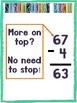 Subtraction Poem Anchor Charts [CC Aligned]