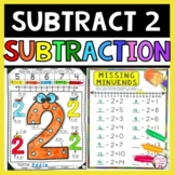 Subtraction Fact Power Activities Minus 2