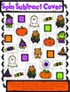 Halloween Subtraction Practice Game