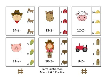 Subtraction Practice II