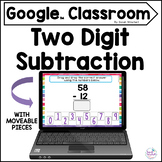 Subtraction Practice for the Google Classroom