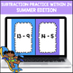 Subtraction Facts 0-12 within 24 (End of Year Edition)