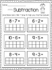 Subtraction Print & Practice: Ten Frames