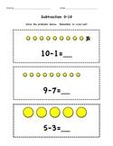 Subtraction Problems