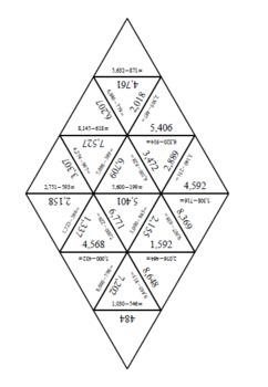 Subtraction Puzzle Pack:  4-digit minus 3-digit numbers