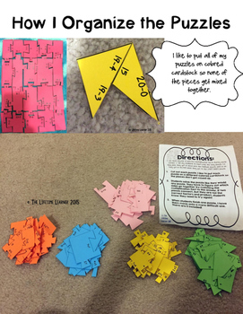 Subtraction Puzzles