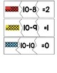 Subtraction Puzzles for Taking Away 8,9,10 - FREEBIE