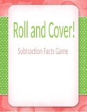 Subtraction Roll and Cover
