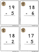Subtraction SCOOT Game (Within 20) - Grades 1 & 2 Common Core Aligned