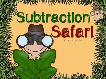 Subtraction Safari