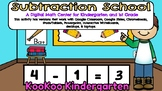 Subtraction School-A Digital Math Center (Compatible with