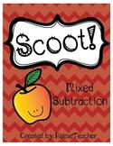 Subtraction Scoot!