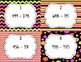 Subtraction Scoot - 3.NBT.2 , 4.NBT.4 - 3-Digit and 4-Digit Numbers