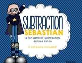Subtraction Sebastian (a subtracting across zeros game)