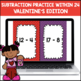 Subtraction Facts within 24 (Valentine's Edition)
