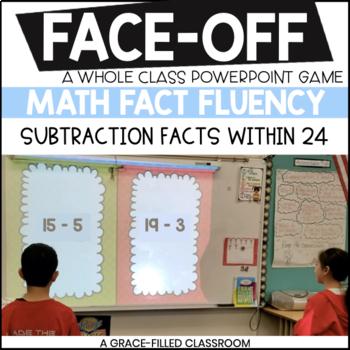 Subtraction Shout It Out (Winter Edition)