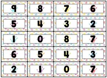 Subtraction Slap It!! Subtraction game