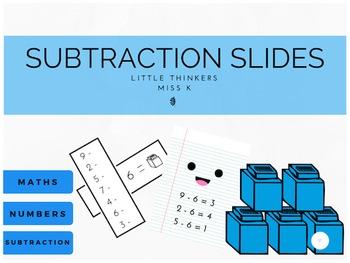 Subtraction Slides