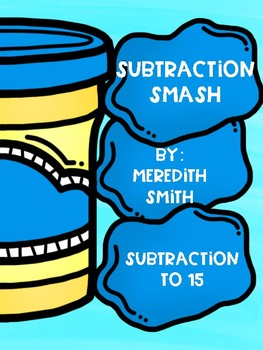 Subtraction Smash