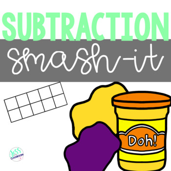 Subtraction Smash It!