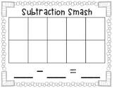 Subtraction Smash Mat
