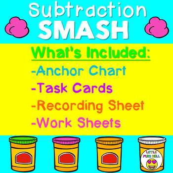 Subtraction Play Pack