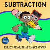Subtraction Song Lyrics