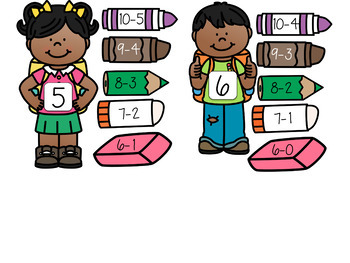 Subtraction Sorting Game