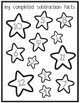 Subtraction Stars: Fact Fluency
