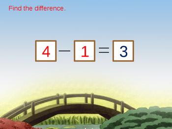 Subtraction Stories Powerpoint