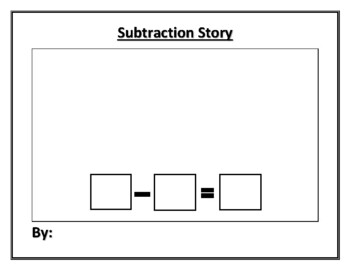 Subtraction Story