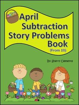April Subtraction Story Problems