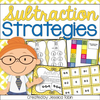 Subtraction Strategies Centers