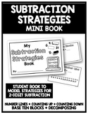 Subtraction Strategies Book