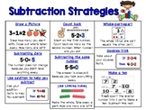 Subtraction Strategies (Eng & Span)