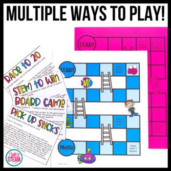 Subtraction Strategies Game