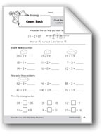 Subtraction Strategies, Grade 3: Count Back