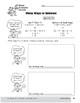 Subtraction Strategies, Grade 3: Minus 9
