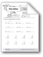 Subtraction Strategies, Grade 3: Think Addition