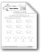 Subtraction Strategies, Grades 4-6+: Think Addition