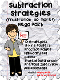 Subtraction Strategies Mega-Pack
